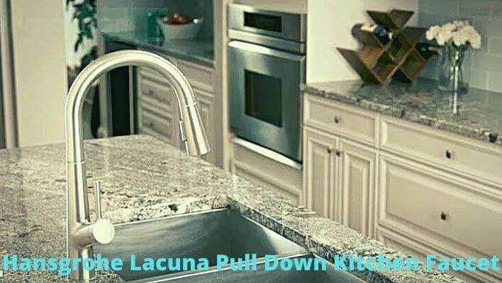Hansgrohe-Lacuna-Pull-Down-Kitchen-Faucet-